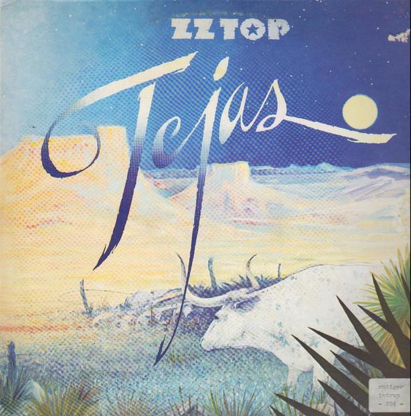 ZZ TOP Tejas, 1976, Bill Ham, 34:44