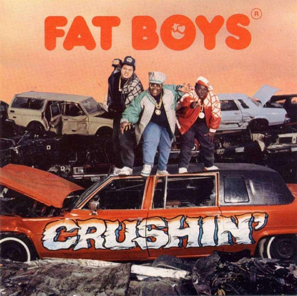 FAT BOYS  Crushin', 1987, The Latin Rascals, Gary Rottger, Eddison Electrik, Van Gibbs, 43:03
