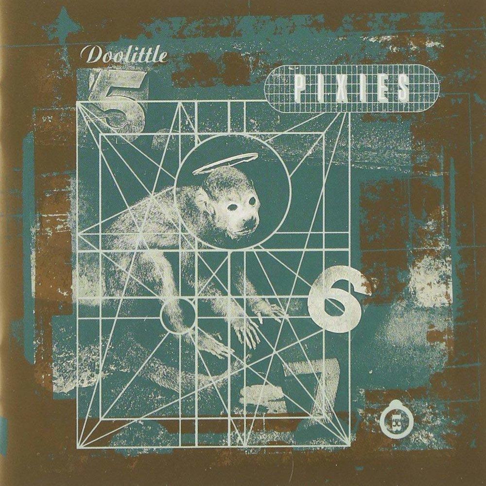 PIXIES  Doolittle, 1989, Gil Norton, 38:38