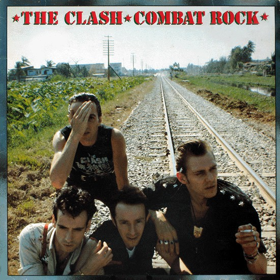 THE CLASH  Combat Rock, 1982, Glyn Johns, 46:21
