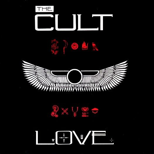 THE CULT  Love, 1985, Steve Brown, 51:31
