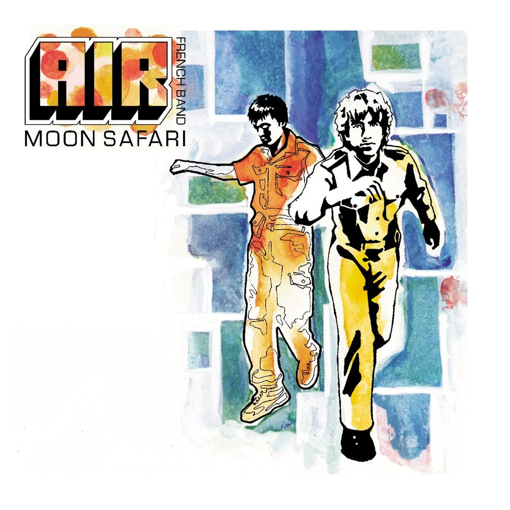 AIR  Moon Safari, 1998, Self-Produced, 43:35
