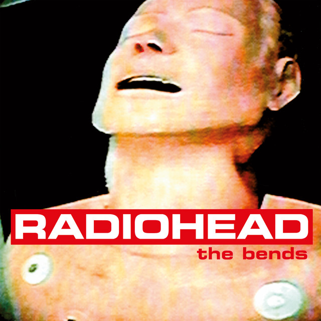 RADIOHEAD  The Bends, 1995, John Leckie, 48:37