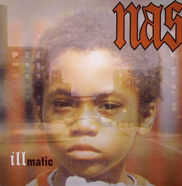 NAS  Illmatic, 1994, Faith N, MC Serch, DJ Premier, L.E.S., Pete Rock, Large Professor, Q-Tip, 39:51