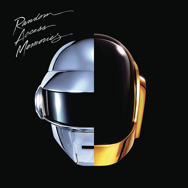 DAFT PUNK  Random Access Memories, 2013, Thomas Bangalter, Todd Edwards, 74:24