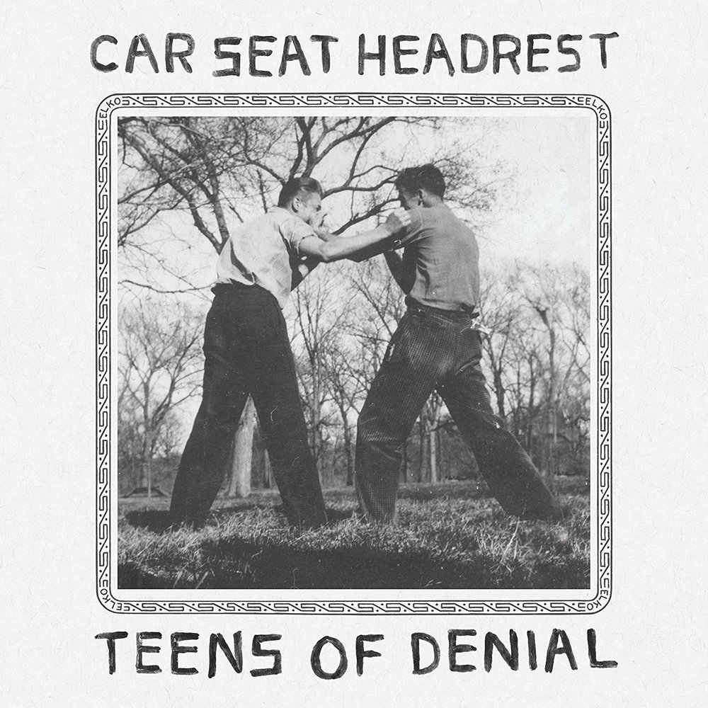 CAR SEAT HEADREST  Teens of Denial, 2016, Steve Fisk, 70:07