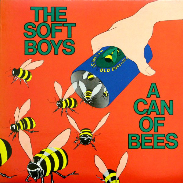 THE SOFT BOYS  A Can of Bees, 1979, Spaceward, 40:46