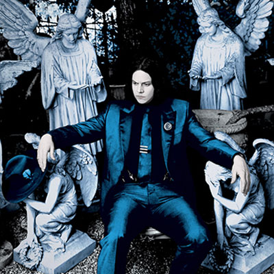 JACK WHITE   Lazaretto, 2014, Self-Produced, 39:13