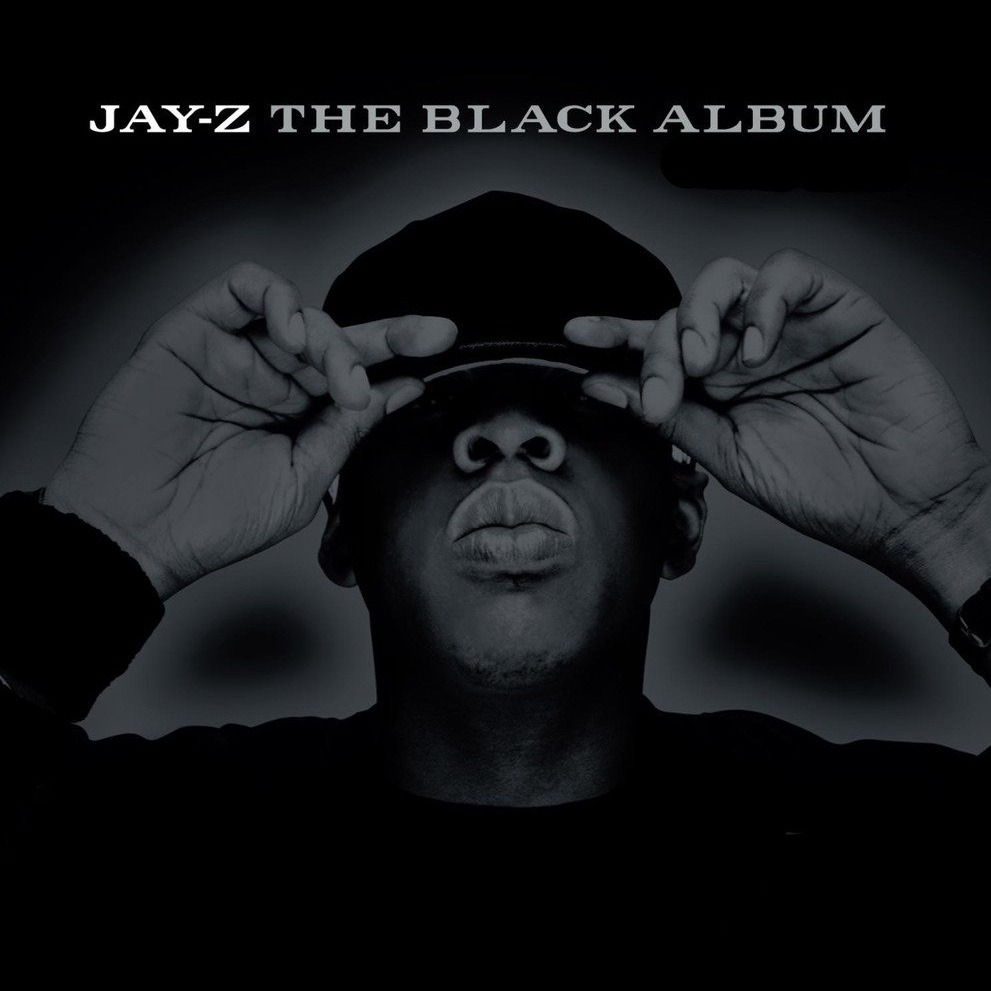 JAY-Z   The Black Album, 2003, Shawn Carter, Eminem, Kanye West, Rick Rubin & Co., 55:32