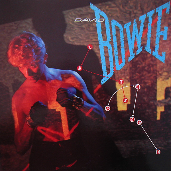 DAVID BOWIE   Let's Dance, 1983, Nile Rodgers, 39:41