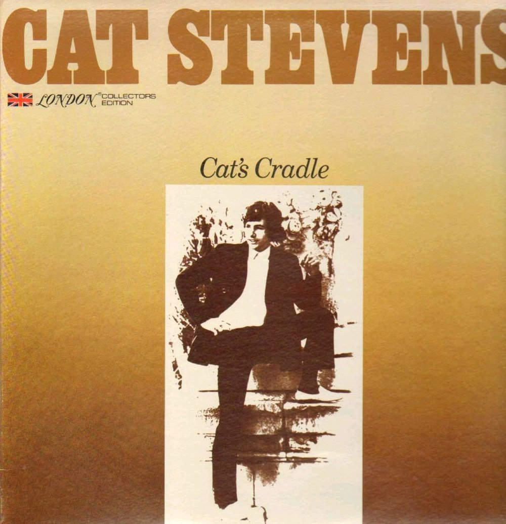 CAT STEVENS   Cat's Cradle, 1977, Mike Hurst, 27:30