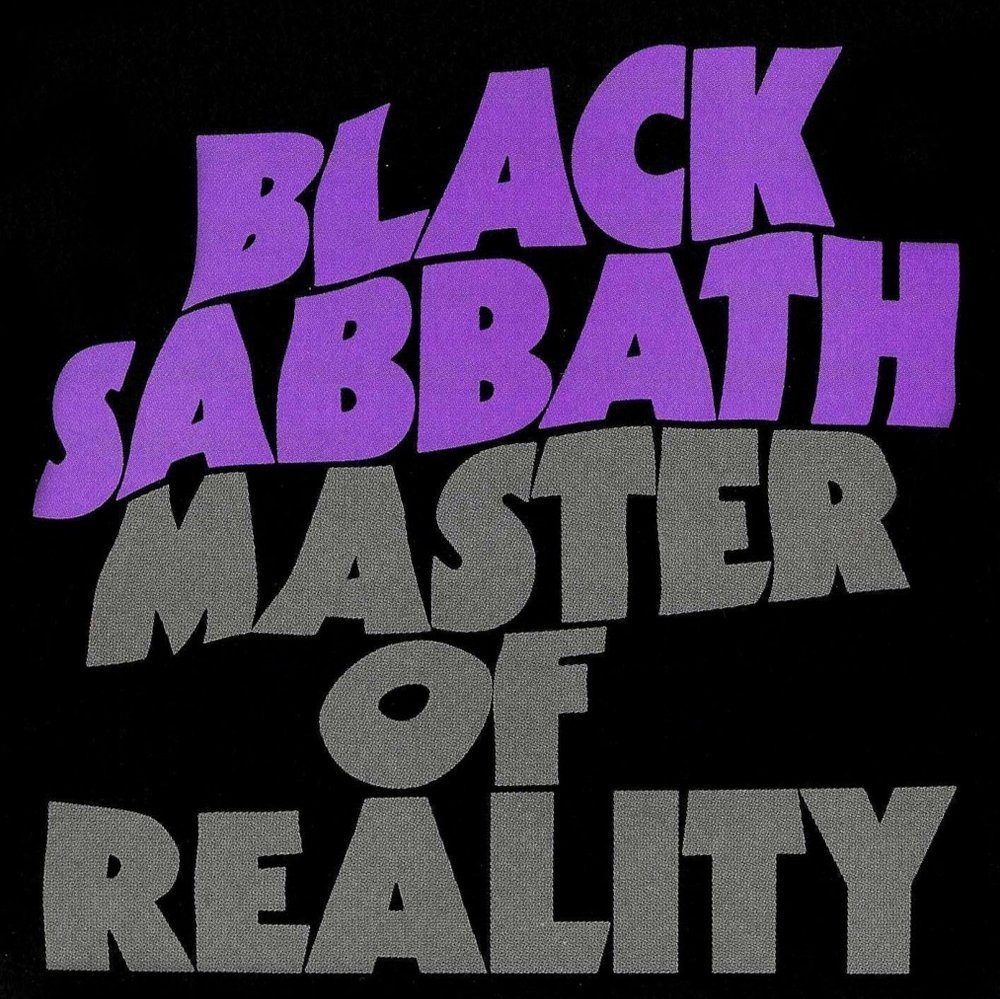 BLACK SABBATH   Master of Reality, 1971, Rodger Bain, 34:29