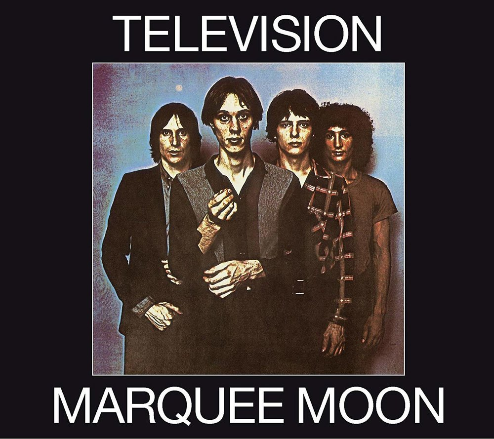 TELEVISION   Marquee Moon, 1977, Andy Johns & Tom Verlaine, 45:54