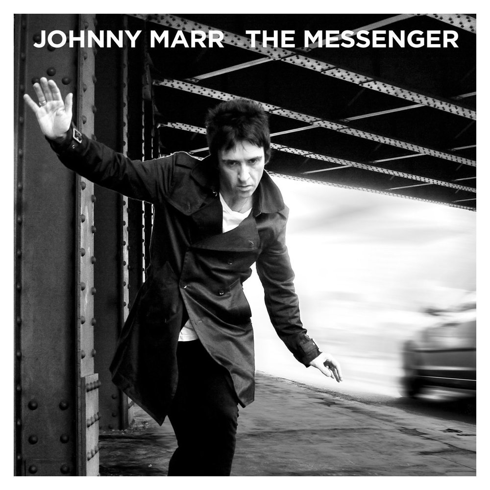 JOHNNY MARR   The Messenger, 2013, Doviak, 48:22