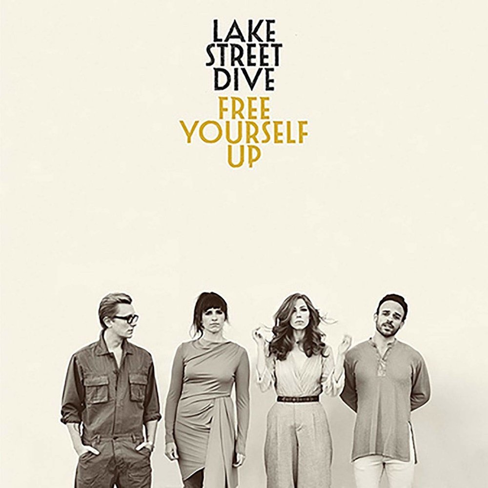 LAKE STREET DIVE   Free Yourself Up, 2018, Dan Knobler, 40:00