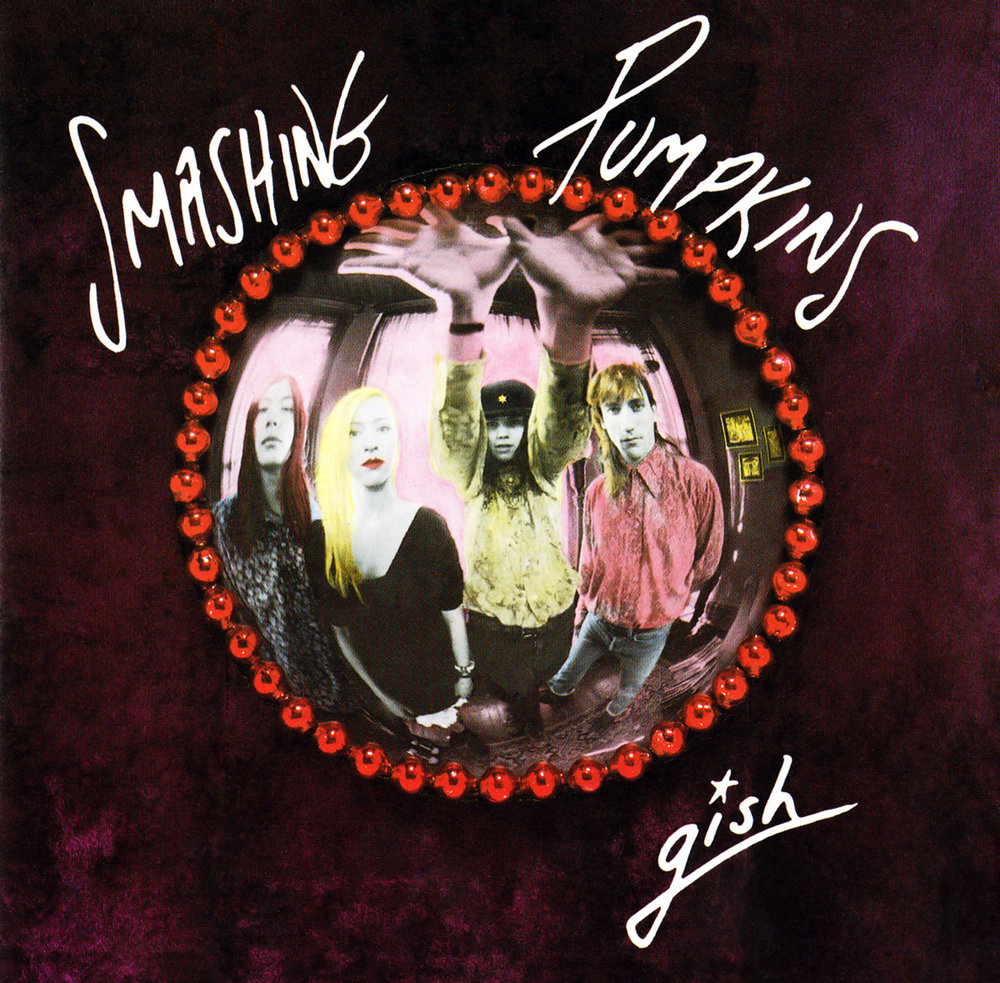 THE SMASHING PUMPKINS   Gish, 1991, Butch Vig & Billy Corgan, 45:45