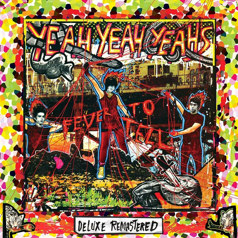 YEAH YEAH YEAHS   Fever to Tell, 2003, Dave Sitek, 37:25