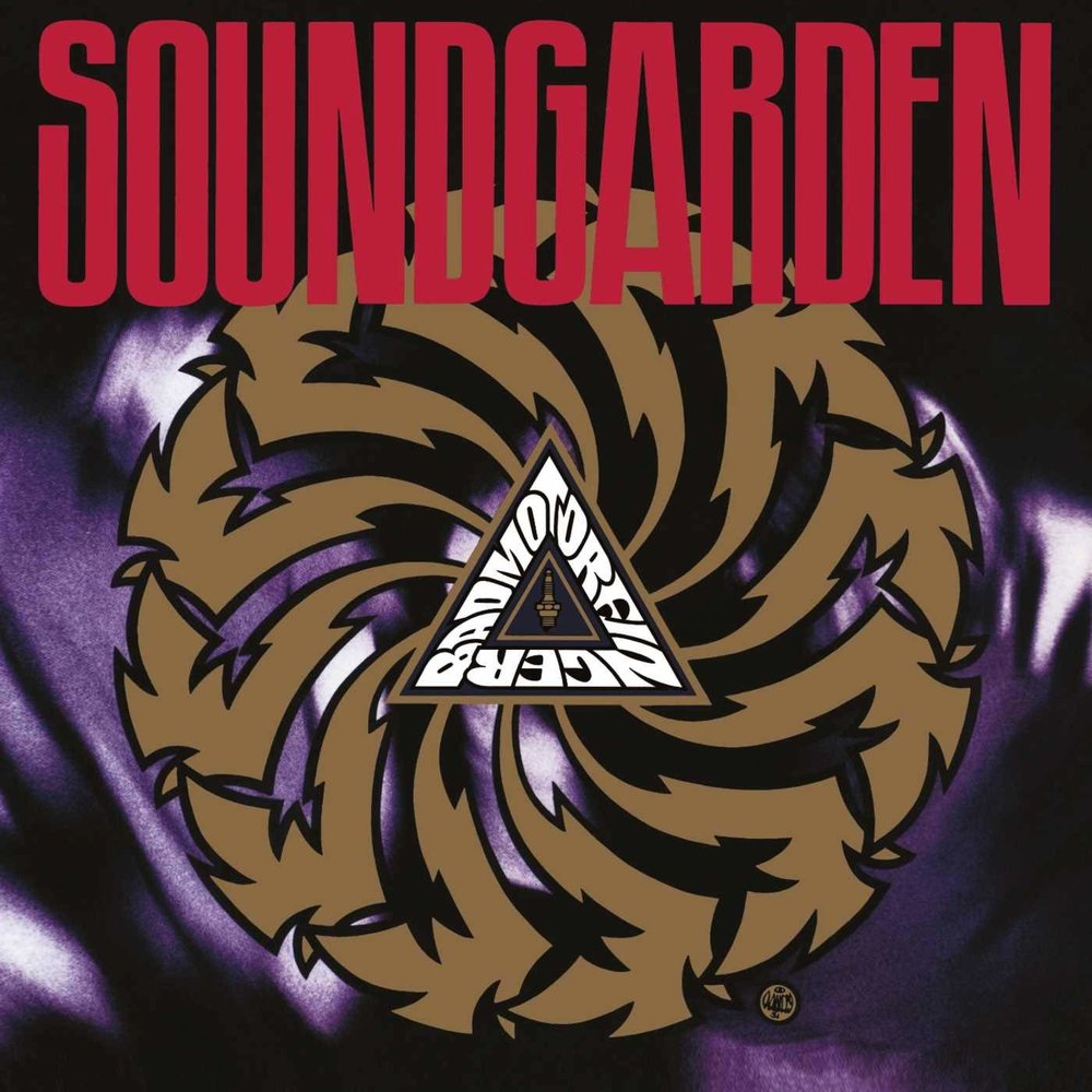 SOUNDGARDEN   Badmotorfinger, 1991, Terry Date, 57:42