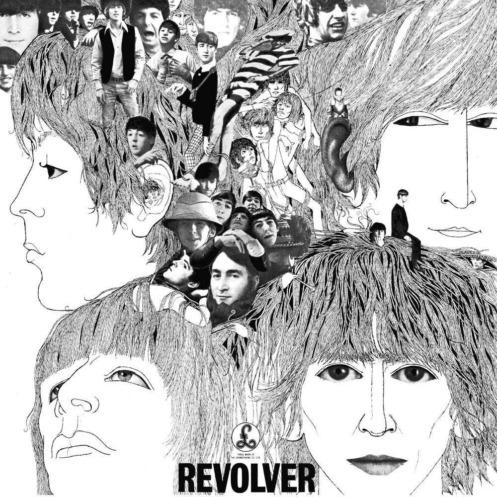 THE BEATLES   Revolver, 1966, George Martin, 35:01