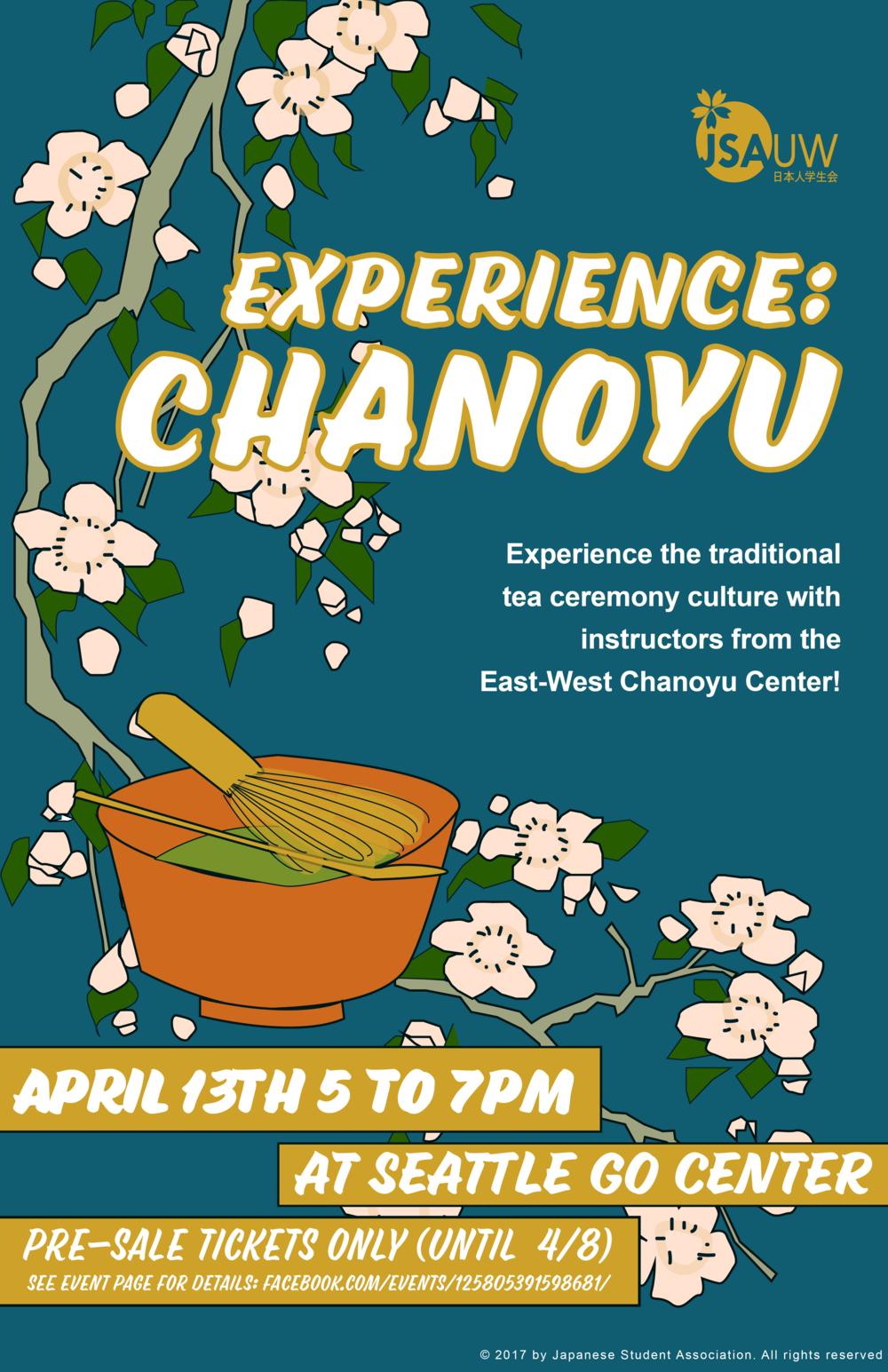 Experience: Chanoyu