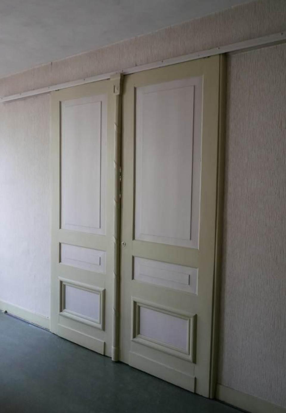 Schuifdeuren oostelijke voorkamer