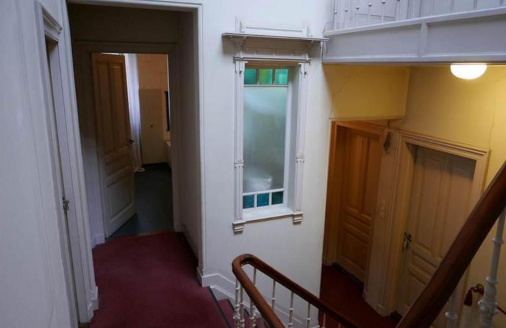 Oude trappenhuis