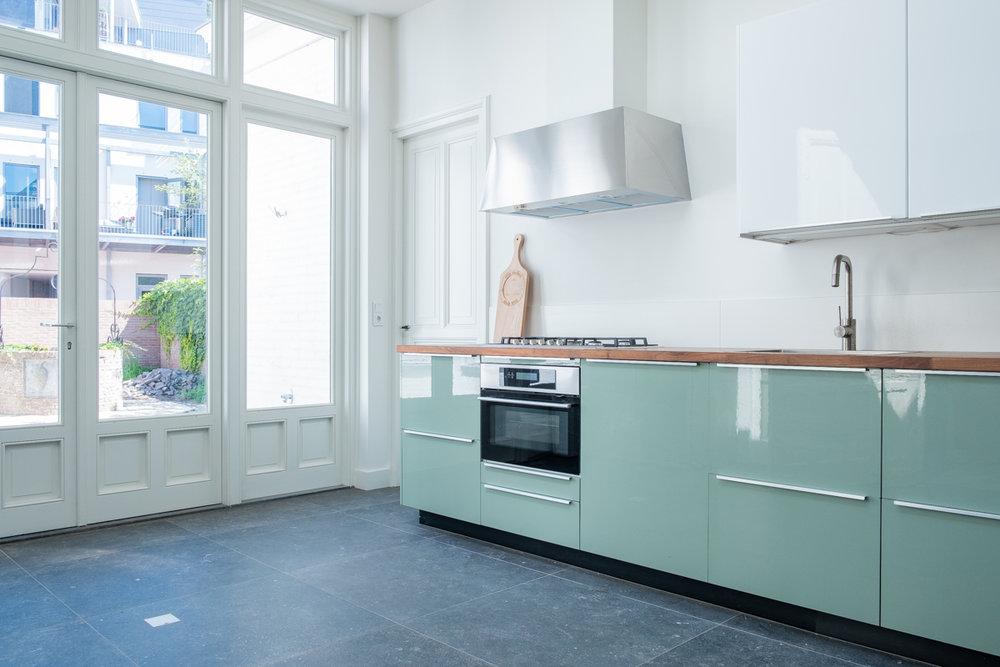 Copy of De Drie Mollen - appartement met tuin