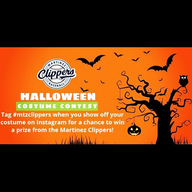 Didn't win our Clippers #worldserieschallenge?😕 Well fear not! Be sure to hashtag #mtzclippers along with a picture of your halloween costume for a chance to win more Clippers prizes! All entries must be submitted by October 31, 2018 11:59pm. May the best costume win!