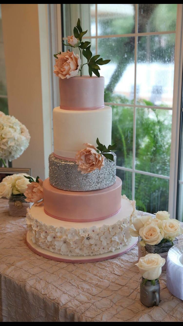 Wedding/Anniversary Cake