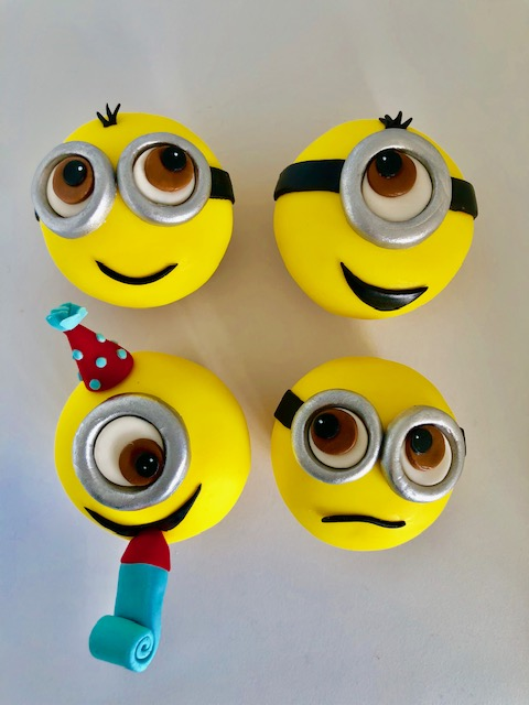 Minion Madness - THESE ADORABLE YELLOW GUYS ARE ALWAYS LOOKING FOR A BANAANAA!! RECOMMENDED FOR AGES 8 AND UP