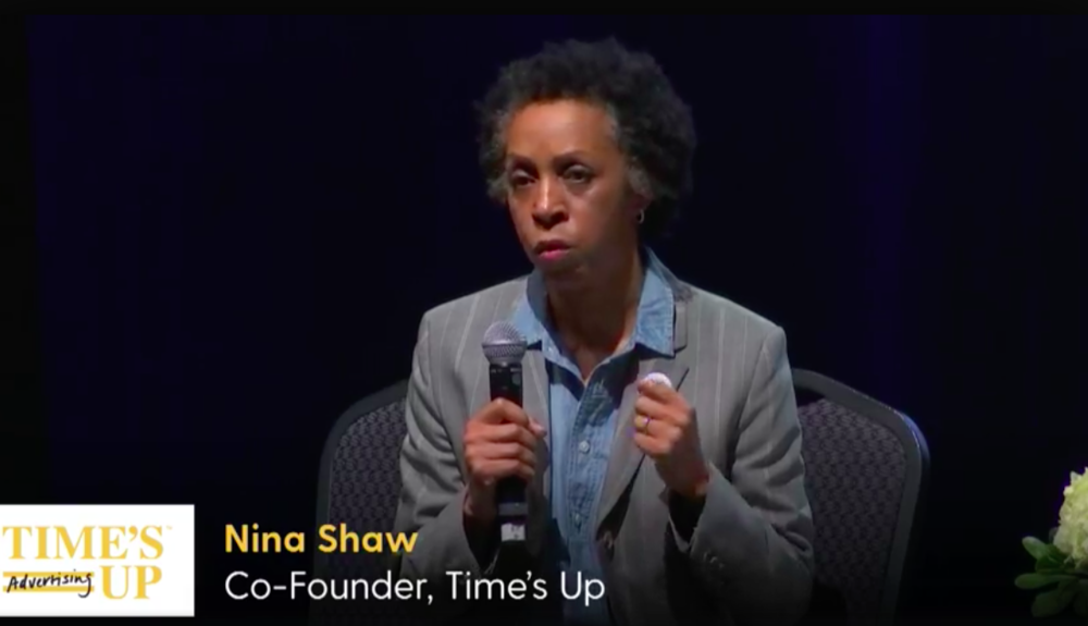 "Nina Shaw; ""This is the last great civil rights movement."""