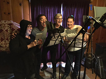 Recording S1E4: Beth, Cameron Eng, Scott, Crystal Why