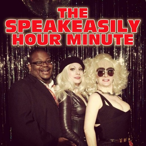 The Speakeasily Hour Minute Podcast - soundcloud.com/user-560743263