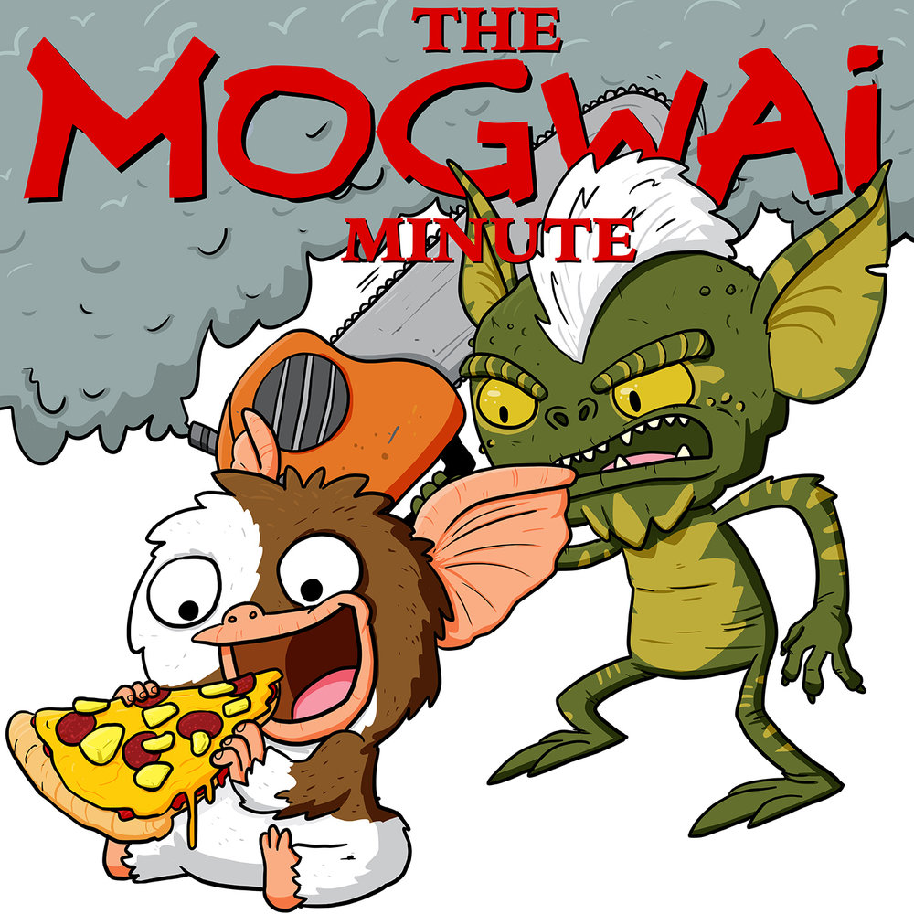 The Mogwai Minute - www.themogwaiminute.com