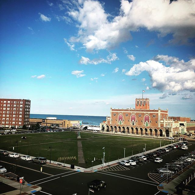 Amazing venue view @theasburyhotel