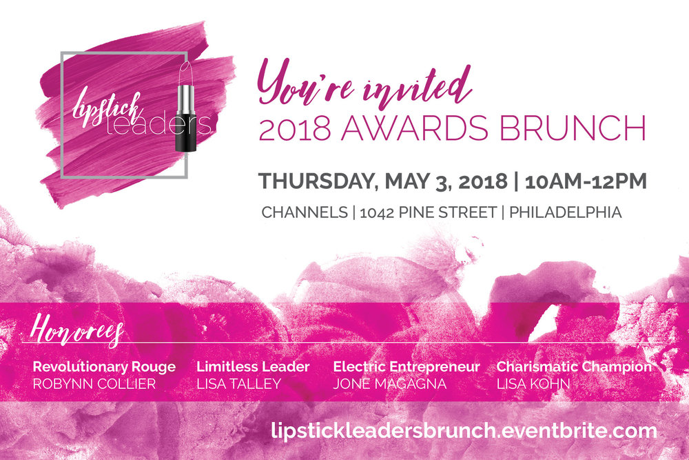 Lipstick Leaders Brunch