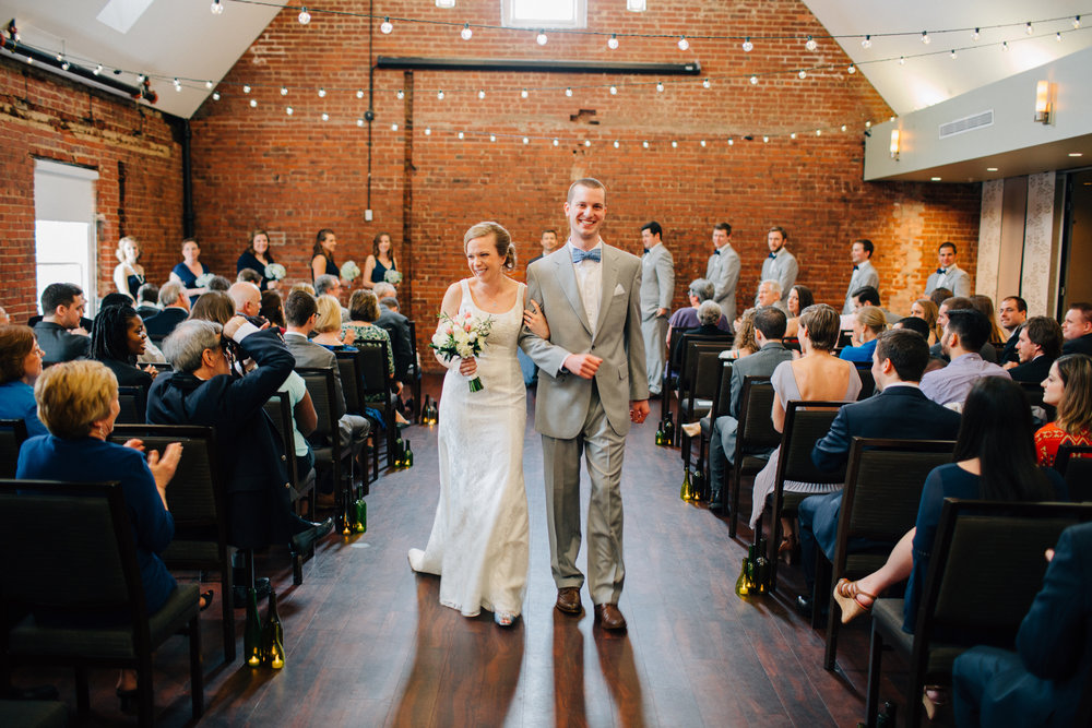 The Great Room at Top of the Hill Wedding - Blest Studios Photography