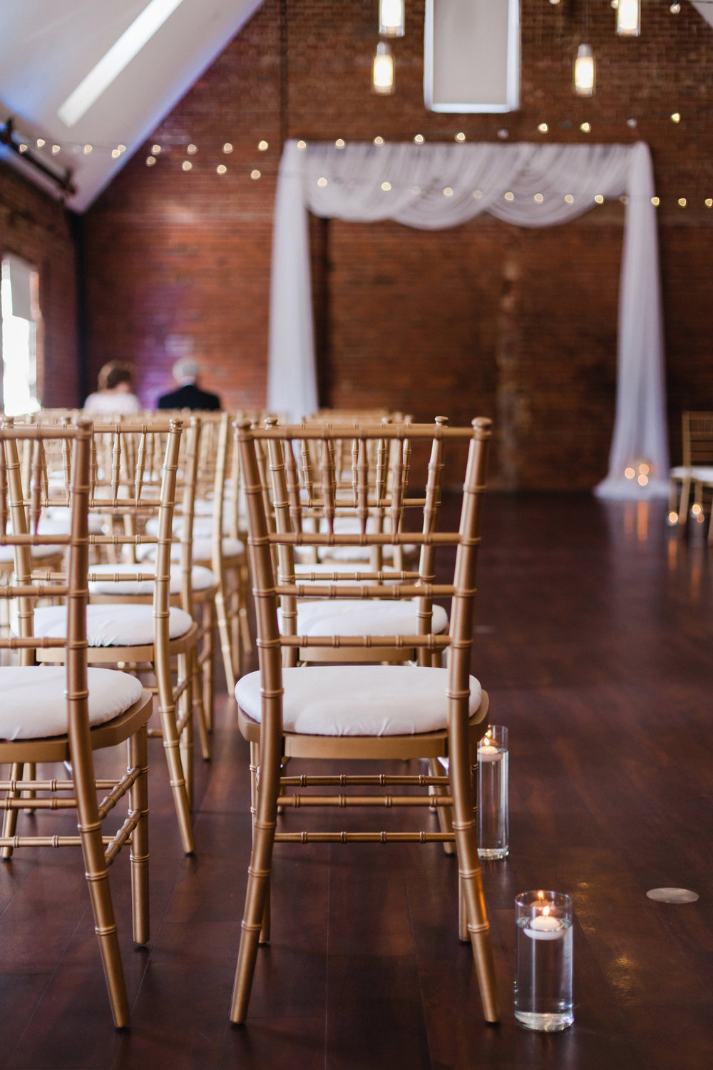 The Great Room at Top of the Hill Wedding - Amanda & Grady Photography