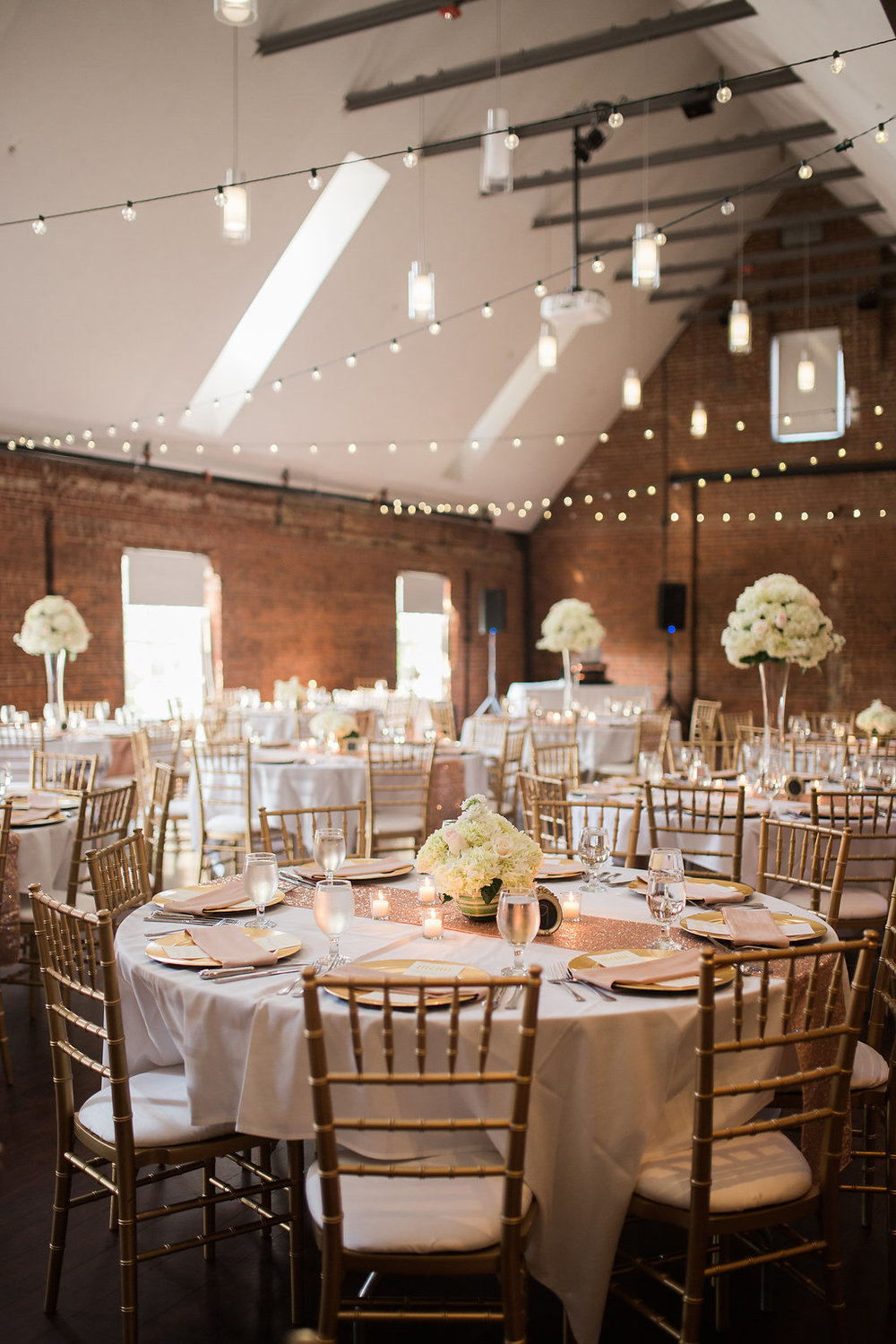 The Great Room at Top of the Hill Wedding - Story & Rhythm Photography