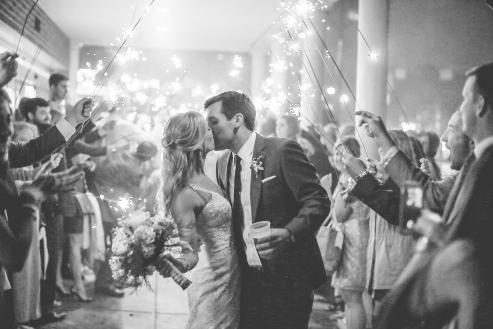 The Great Room at Top of the Hill Wedding | Amy Free Photography