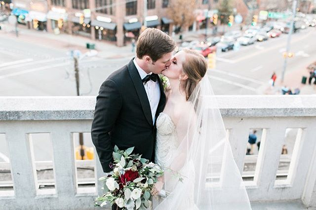 Erin and Corey's wedding is featured on @southernbrideandgroom today and we are swooning over the pictures 😍✨ such a magical, winter day that you have to see for yourself ➡️ link in bio! 📷 @amber_hatley . Flowers @selfrisingflower  Rentals @cerental  Specialty Rentals @greenhousepickersisters  Lighting/Draping @themeworkscreative  Design @masondixondesignnc  Cake @simplycakesnc  Video @morganscottfilms  DJ/Lighting @djrang  HMU @winkhairandmakeup  Bridal Shoes @keds & @katespadeny  Featured #southernbrideandgroom . . . . . #greatroomwedding #uncwedding #tarheelwedding #featuredwedding #greatroom #topo #ncweddingvenue #ncwedding #franklinstreetwedding #weddingreception #chapelhillwedding