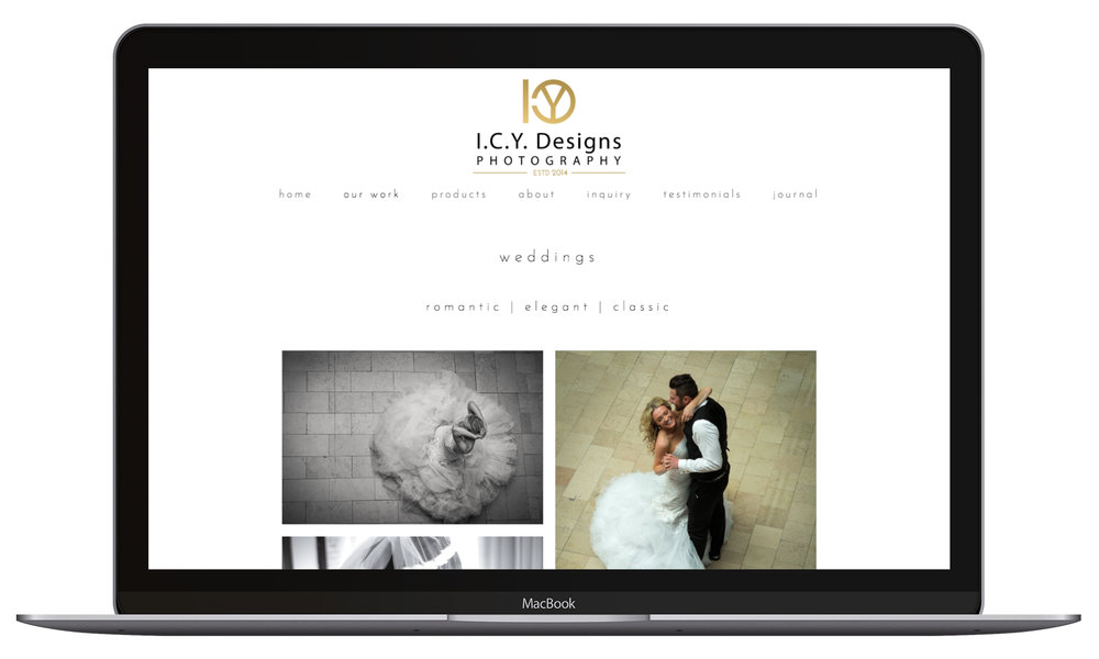 I.C.Y. Designs Photography