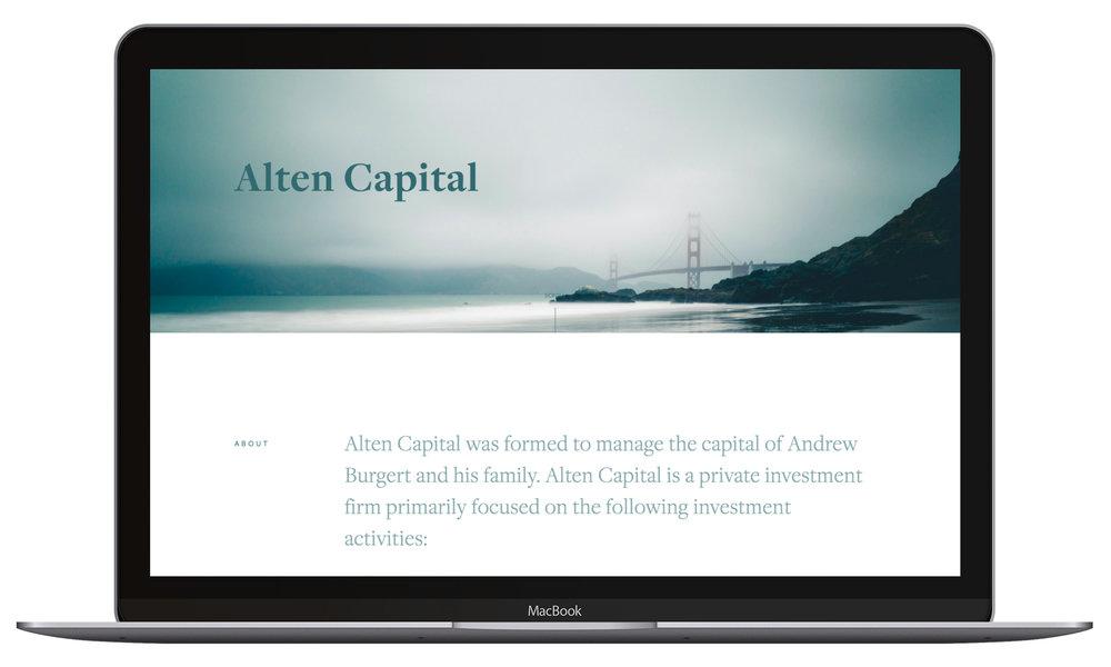Alten Capital