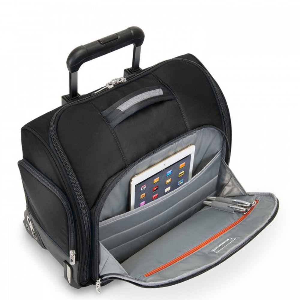 c8f299746 Briggs & Riley BRX Rolling Cabin Bag Two-Wheel — Going In Style ...