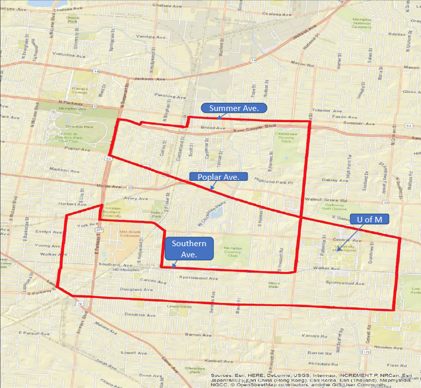 University District - Opportunity Zone