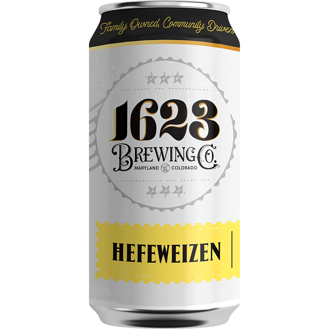 Old World-style Wheat Beer… - crafted in authentic German tradition with ingredients that highlight the malt influences of Southern Bavaria. This refreshing Hefeweizen is pale in color, prominent banana and clove flavors with a pillowy mouthfeel that finishes bright and dry.