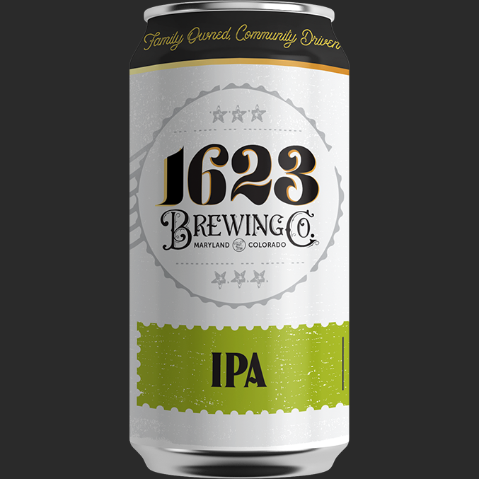Colorado-style India Pale Ale… - if there ever was one, with a strong malt backbone that balances a bold, clean hop presence from New World varieties. This approachable ale is pale in color and an easy-drinking.