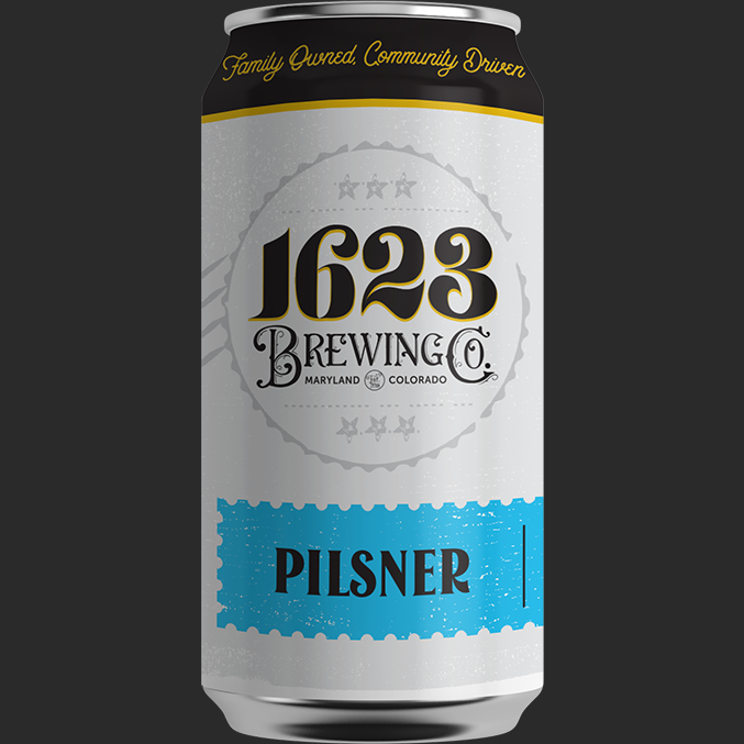 German-Style Pilsner… - German-grown Pilsner malt, Magnum and Saaz hops– and water and yeast of course. Clean, dry, and refreshing. That's it, that's all.