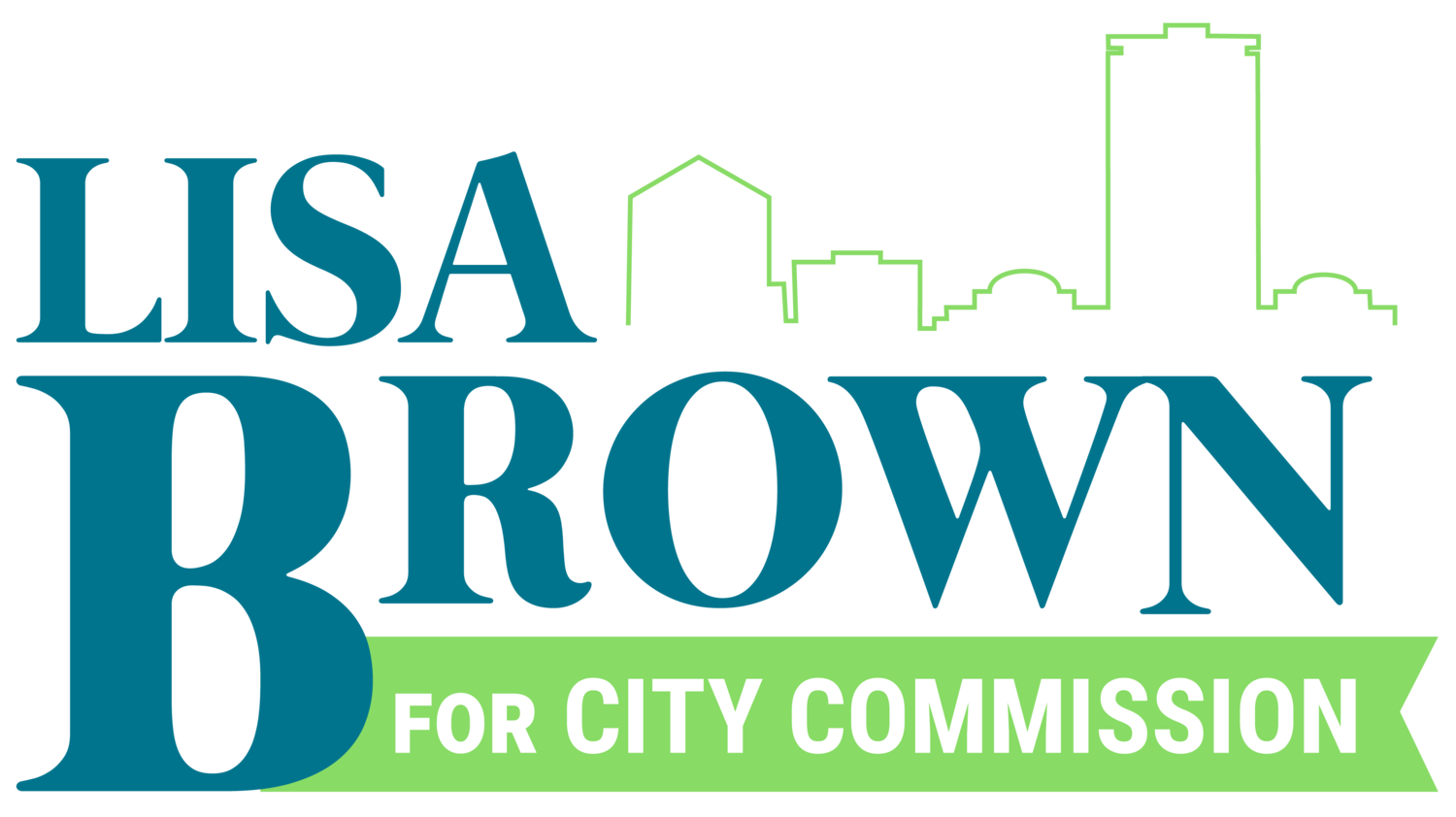 Lisa Brown for Tallahassee City Commission
