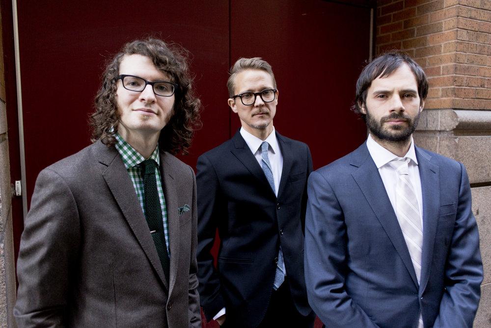 Dan Weiss Trio with Eivind Opsvik and Jacob Sacks